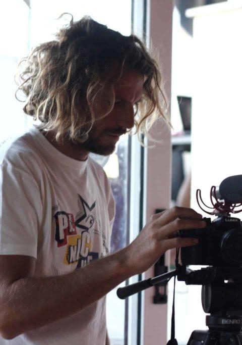 Nicolò Roccatagliata Foto Team
