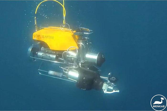 Remote Operated Vehicle Menkab